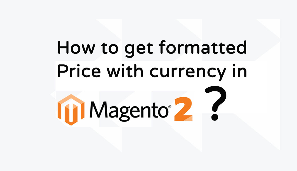 magento2 get formatted price