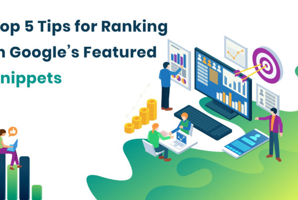 top 5 tips for ranking in google
