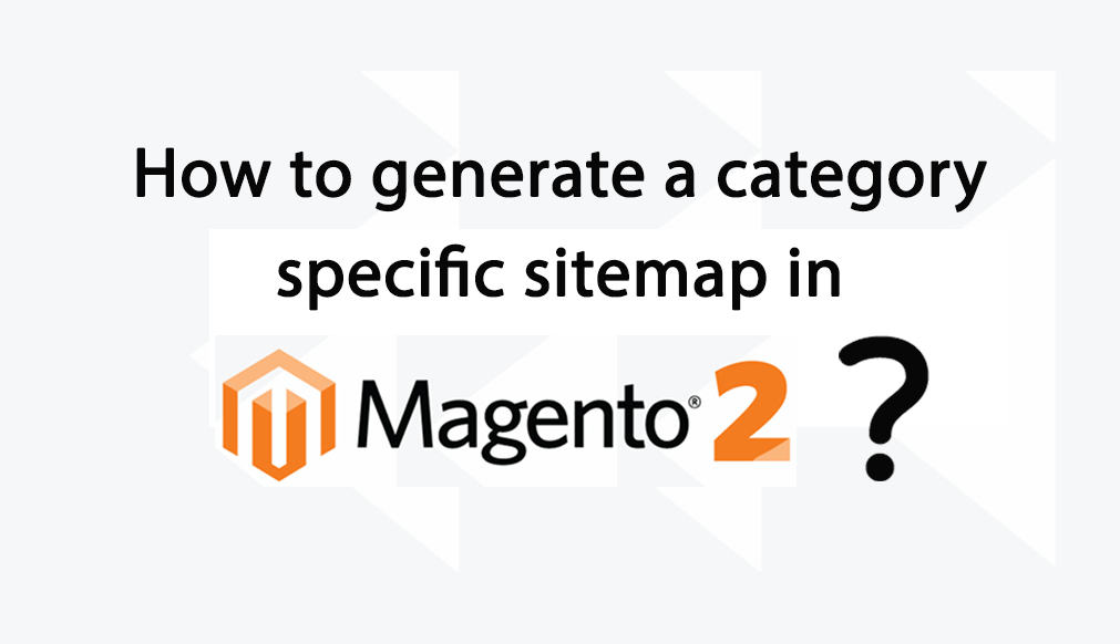 category wise sitemap generate in magento2